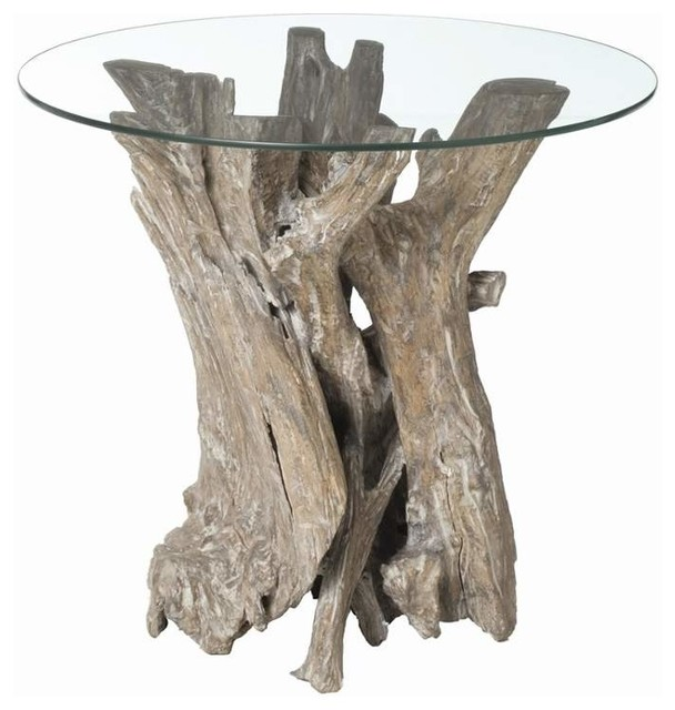 Arteriors Nantucket Side Table Rustic Side Tables And End Tables
