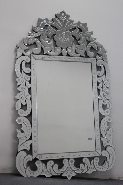 Decorative wall mirror and mirrored furniture for Home ...