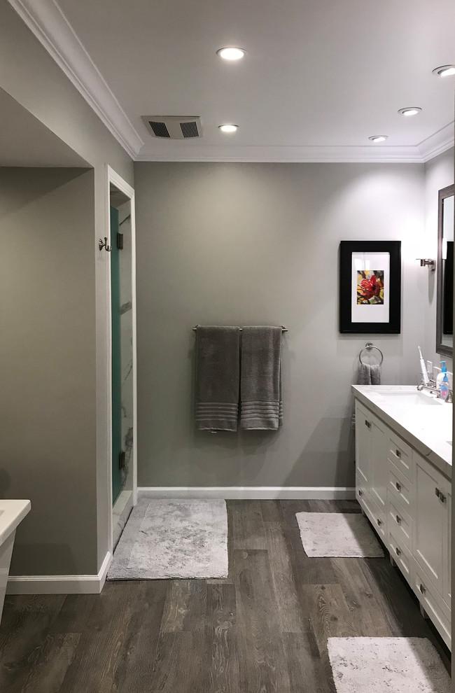 San Jose - Master Bath Remodel
