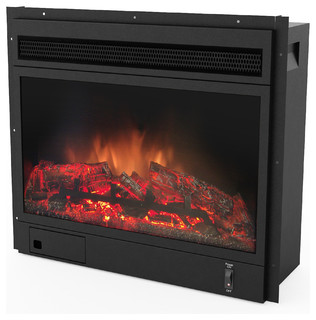 Sonax Electric Fireplace - Contemporary - Indoor Fireplaces - by ...