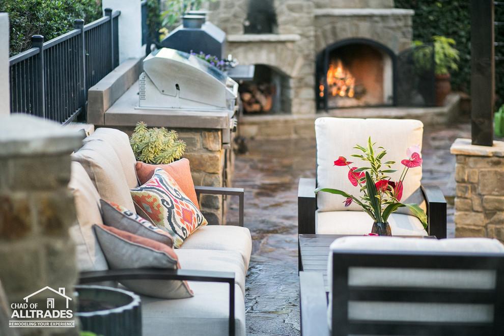Backyard Remodel | Del Mar