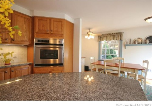 Grey Kitchen Walls With Oak Cabinets help: kitchen wall / paint color with oak cabinets and grey granite???