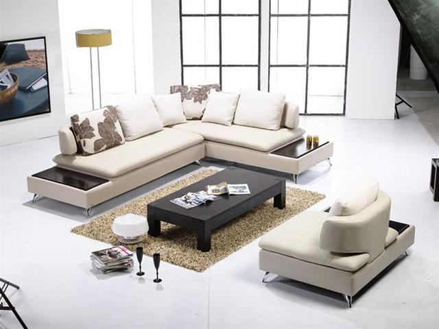 Luxurious Italian Leather Living Room Furniture