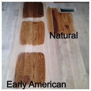 Kitchen Cabinets In Miniwax Drift Wood Color