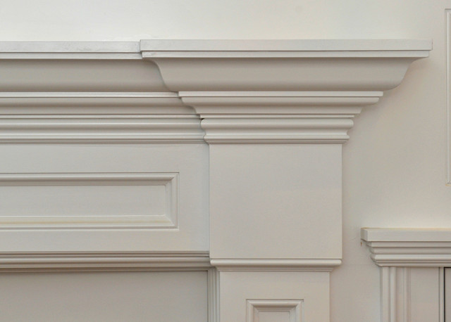Classical Moulding - Crown, Casing, Base, Panel transitional