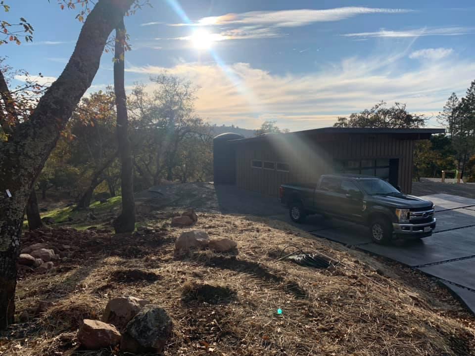Fire Restoration Rebuild