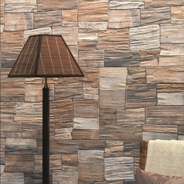 Tripoli Brick Wall Tiles In Brown Direct Tile Warehouse