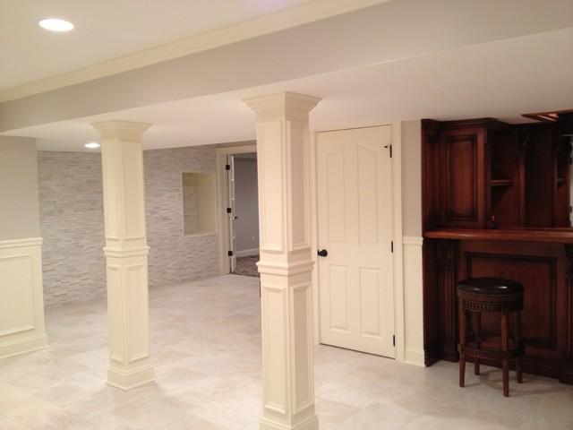 Basement Columns