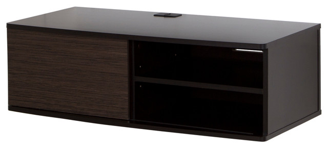 South Shore Agora 38 Wide Wall Mounted Media Console