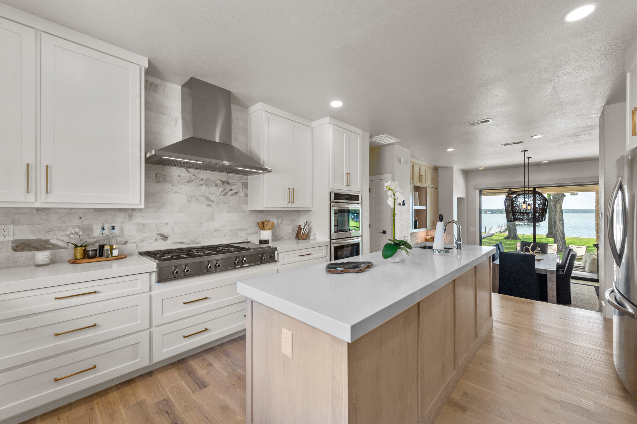 Lakehouse Complete Remodel