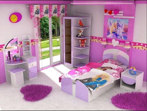 My Kids Room Design