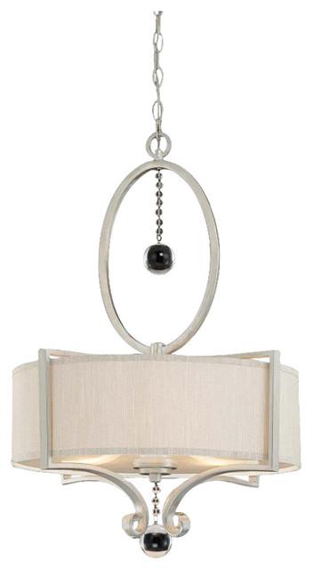 Silver Pendant Lights Houzz