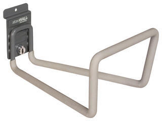 Heavy Duty Utility Hook w/camLok - Contemporary - Wall Hooks - by storeWALL