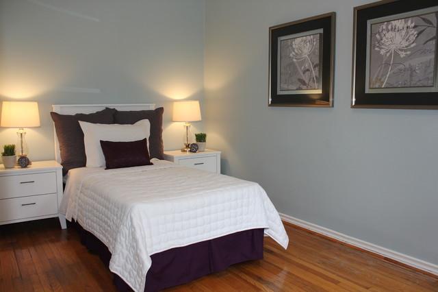 Home Staging   Vacant Properties Bedroom