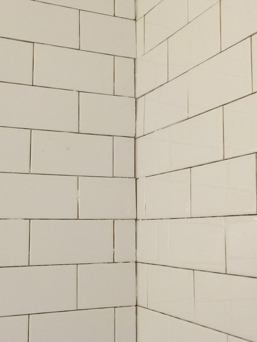 Is This How Subway Tile Is Supposed To Be Installed