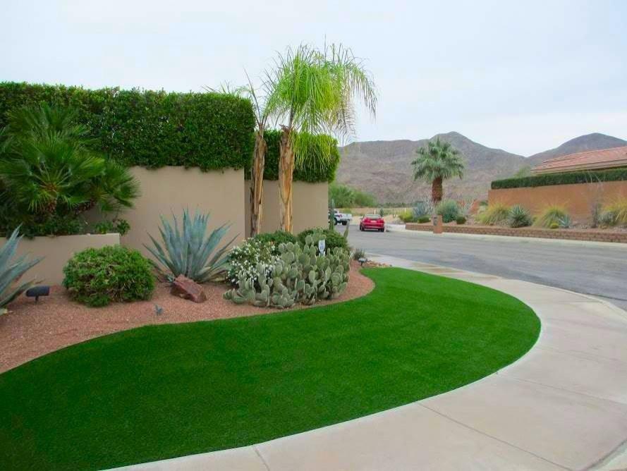 Artificial Turf and Garden Design