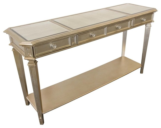 Awesome Sofa Table With Glass Top And Shelf Ncnpc Chair Design For Home Ncnpcorg