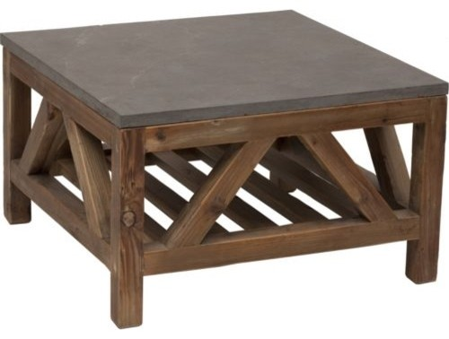 Attractive Iu0027m Interested In This Bluestone Coffee Table.