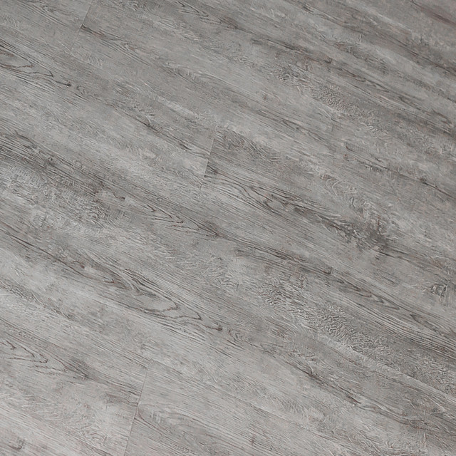 Luxury Vinyl Plank Flooring Wood Look Nevis Sample Traditional