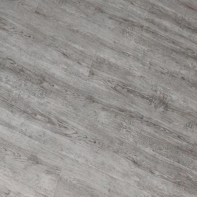 Luxury Vinyl Plank Flooring Wood Look Nevis Sample Traditional