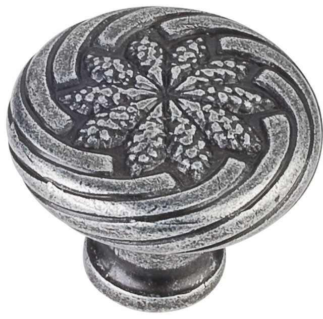Elements - Palermo Swirl Cabinet Knob - Traditional - Cabinet And Drawer Knobs - by New York ...