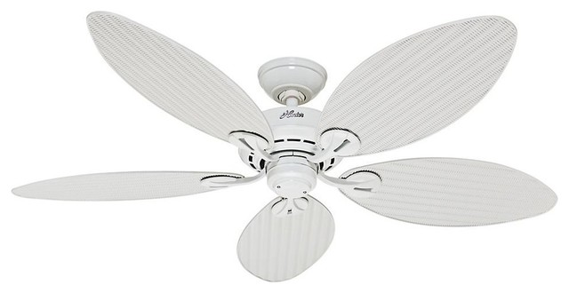 Hunter Fan Co. Bayview Ceiling Fan.