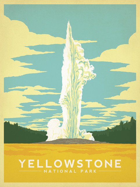 Anderson Design Group Yellowstone National Park