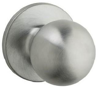 Shop Houzz | Kwikset Safelock Regina Half Dummy Function, Polished ...