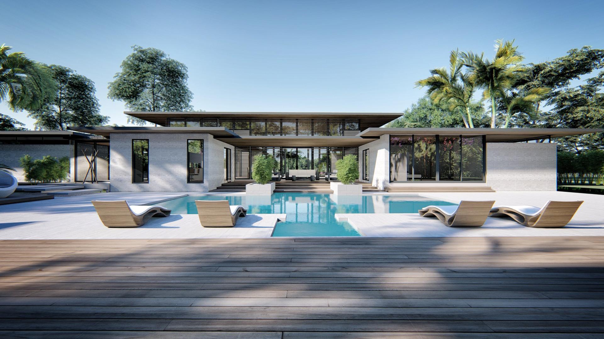 Seminole Landing: Modern New Construction