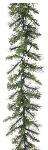 Silk Plants Direct Pine Garland, Pack Of 6.