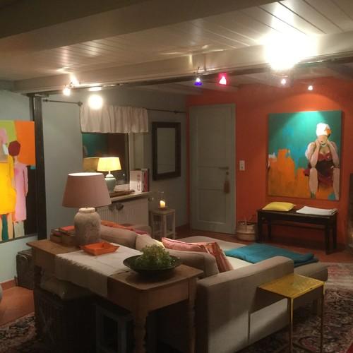 Farbe fürs Wohnzimmer