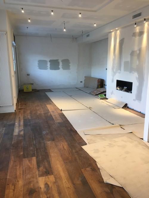 Consigli colore pareti open space e camera da letto for Lo space senza pareti