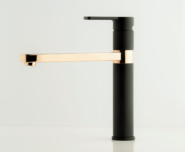Bathroom Taps Black : ... / Bathroom / Bathroom Taps & Shower Heads / Bathroom Sink Taps