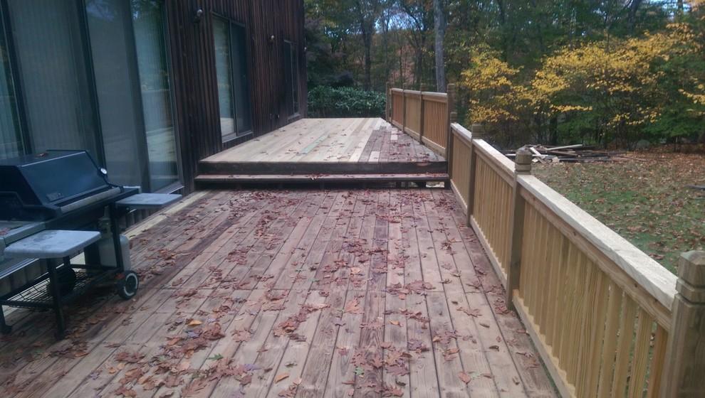 Deck Update & Repair