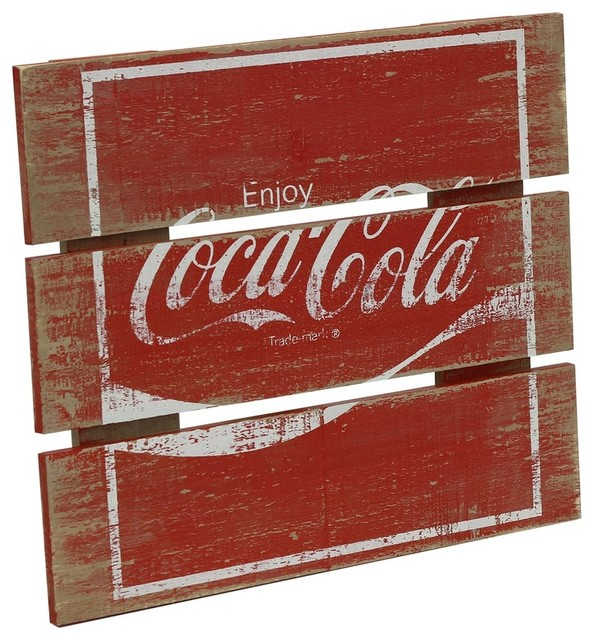 Vintage Inspired Small Coca-Cola Pallet