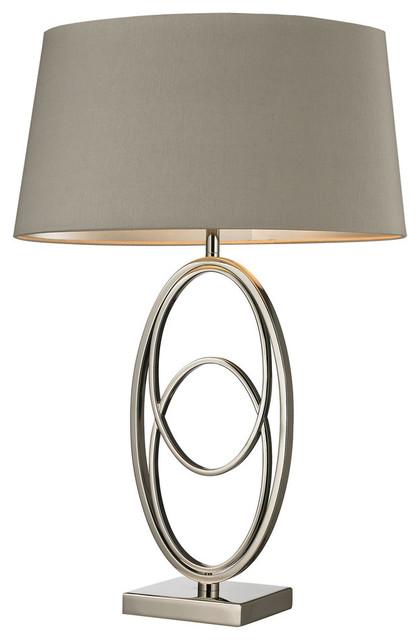 Dimond Lighting D2415 Hanoverville 1-Light Table Lamp.