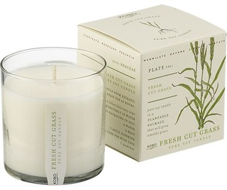Scented Candle, Fresh Cut Grass