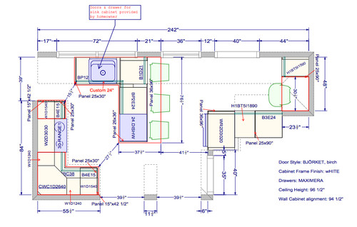 Help With Corner Cabinet Plan (Sektion/Scherrs)