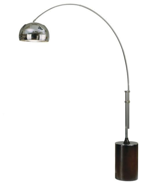 Contour 1-Light Arc Lamp.