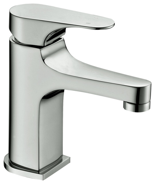 securing the rods new bathroom faucets   Dawn Single-Lever Faucet, Brushed Nickel, Pull-Up Drain ...
