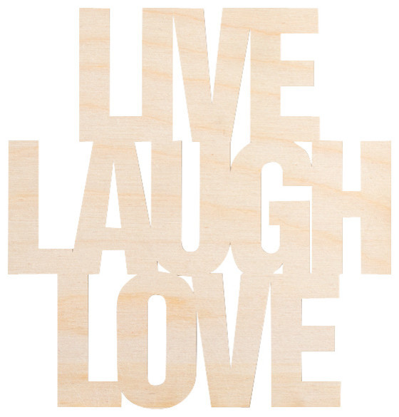 Live Laugh Love Wood Sign Contemporary Novelty Signs By Woodums,Optimize Iphone Storage Photos Not Downloading