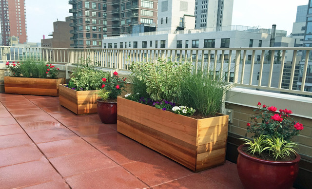 Upper East Side Nyc Rooftop Terrace
