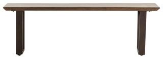 """Mapai Acacia Wood Bench, 53"""""""