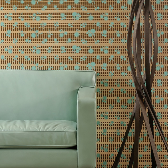 flavor paper aster space modern wallpaper eclectic