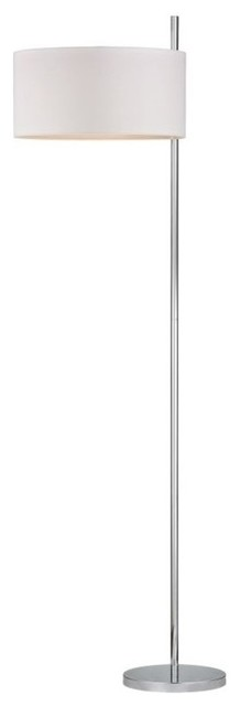 Dimond Lighting D2473 1 Light Floor Lamp From The Attwood Collection.