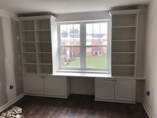 Built-in Wall Unit in Columbus, NC