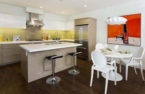Idee piastrelle per schienale della cucina!