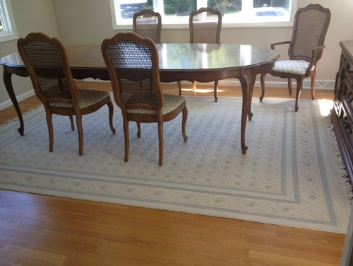 Refinishing Dining Room Table Ethan Allen Laminate Top Part 17