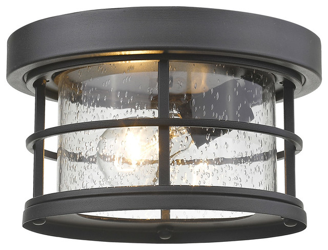 Outdoor Flush Mount 1 Light With