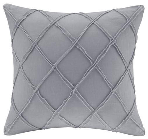 Linen Square Pillow